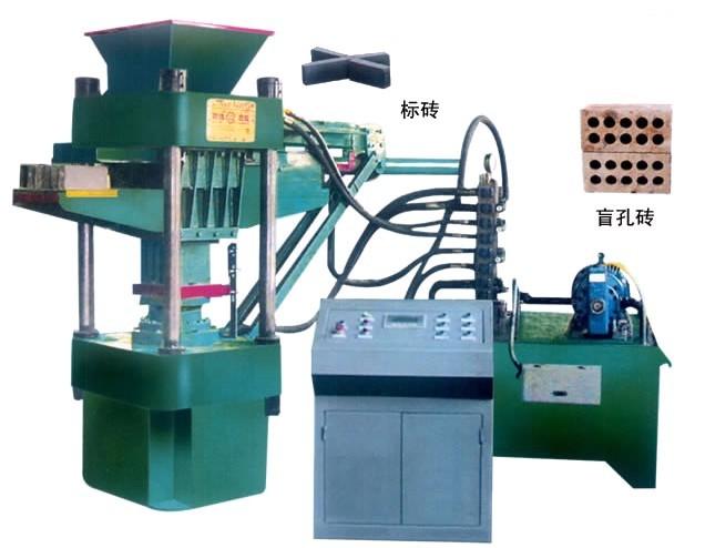 高节能,大中小型全自动液压压砖机(蒸养,蒸压,免烧,烧结均可实现)图片