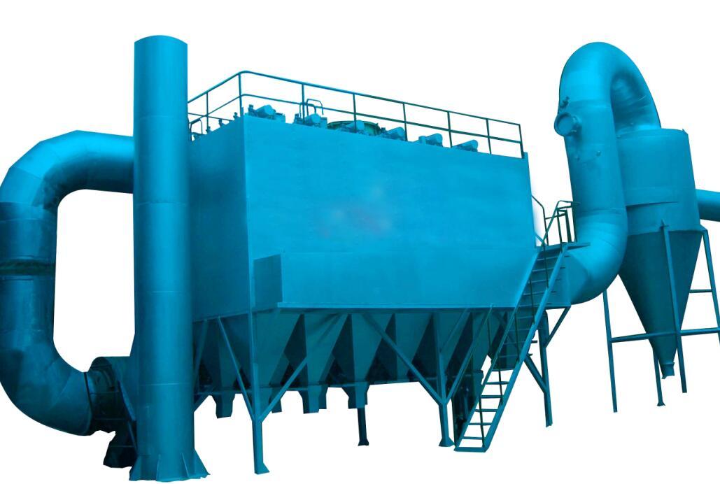 氢氧化钙生产线之除尘器工作原理